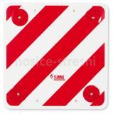 Signální tabulka pro zadní nosiče kol