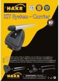Montážní kit HAKR řady 101 - 166