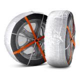 Textilní sněhové řetězy AutoSock pro osobní vozy