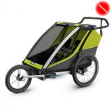 Thule Chariot Cab 2 Chartreuse 2019
