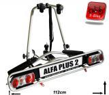 Nosič 2 kol na tažné Wjenzek Alfa Plus 2 Elektro sklopný