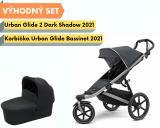 Thule Urban Glide 2 Dark Shadow 2021 s korbičkou