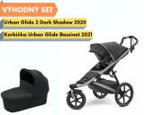 Thule Urban Glide 2 Dark Shadow 2020 s korbičkou