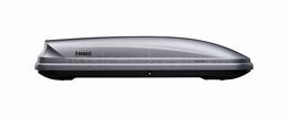 THULE Pacific 600 Aeroskin šedý - zvětšit obrázek