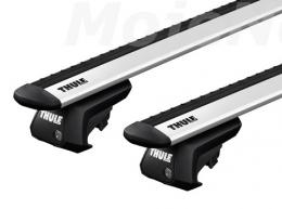 Střešní nosiče/příčníky THULE EVO 7104 WingBar - zvětšit obrázek