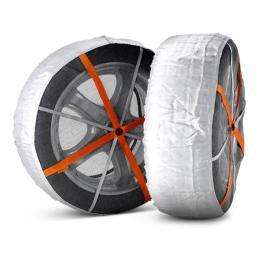 Textilní sněhové řetězy AutoSock 697 - zvětšit obrázek